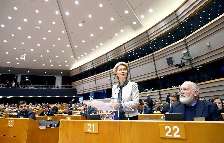 2019年欧盟推出绿色公约Pacte vert européen