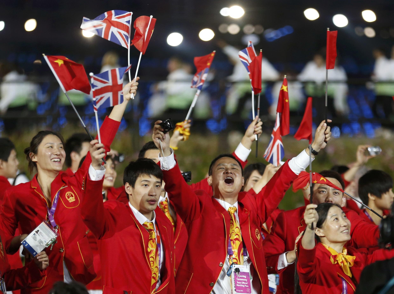 Recorde: 416 atletas olímpicos representarão 1,3 bilhão de chineses.