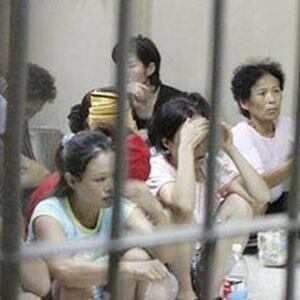 Trung Quốc thường gửi trả người Bắc Triều Tiên vượt biên, về lại xứ họ (@change.org)