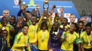 O Mamelodi Sundowns venceu a Liga dos Campeões africanos na temporada passada.
