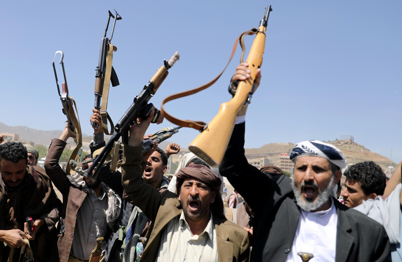 Waasi wa Houthi nchini Yemen