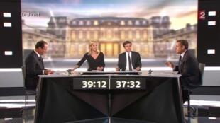 El debate entre François Hollande y Nicolas Sarkozy duró casi tres horas, en un clima de pasión, tensión y agresión. Más de 17 millones de espectadores siguieron atentos las explicaciones de los respectivos programas de gobierno.