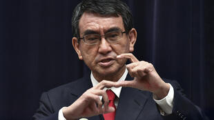 Japan hopes to begin jabs for the elderly in April, said Taro Kono, the minister in charge of Covid-19 vaccinations