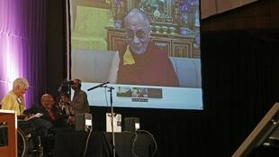 The Dalai Lama's absence in Cape Town for Desmond Tutu's 80th birthday was represented by an empty chair