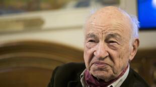 法國當代哲學家、社會學家埃德加·莫蘭(Edgar Morin)