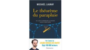 Couverture «Le théorème du parapluie», Mickaël Launay.