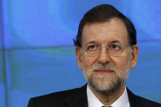 Le Premier ministre espagnol Mariano Rajoy