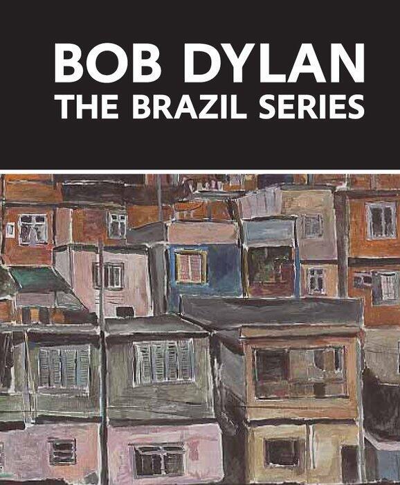Favelas e periferia fazem parte da imagem exposta por Bob Dylan em Copenhague.