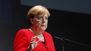 The fate of Angela Merkel's ruling coalition depends on this weekend's choice by SPD voters.