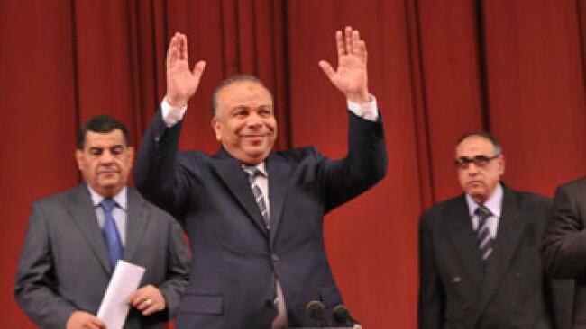سعد الکتاتنی، رئیس مجلس مردم و یکی از شخصیت های اسلام گرای مصر به ریاست مجلس مؤسسان این کشور انتخاب شد