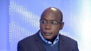 Stéphane Konan,  conseiller technique au ministère ivoirien de l'Intérieur (capture d'écran).