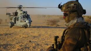 Sojojin Amurka na taka muhimmiyar rawa a cikin rundunar Barkhane da Faransa ke jagoranta a Sahel