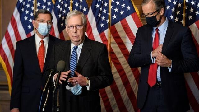 美国联邦参议院今将举行有关大选舞弊听证会(photo:RFI)