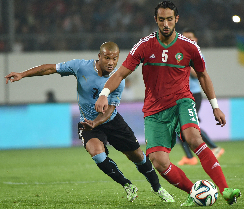 Le Marocain Mehdi Benatia.