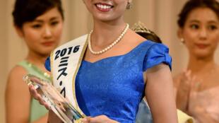 Priyanka Yoshikawa, indo-japonesa, vai representar o Japão no concurso de Miss Universo.
