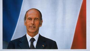 法國前總統德斯坦2020年12月2日去世