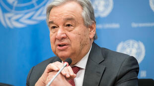 آنتونیو گوترش، دبیرکل سازمان ملل متحد  در مراسم آغاز این نشست اختصاصی مجمع عمومی سازمان ملل درباره کرونا، واکسن کرونا