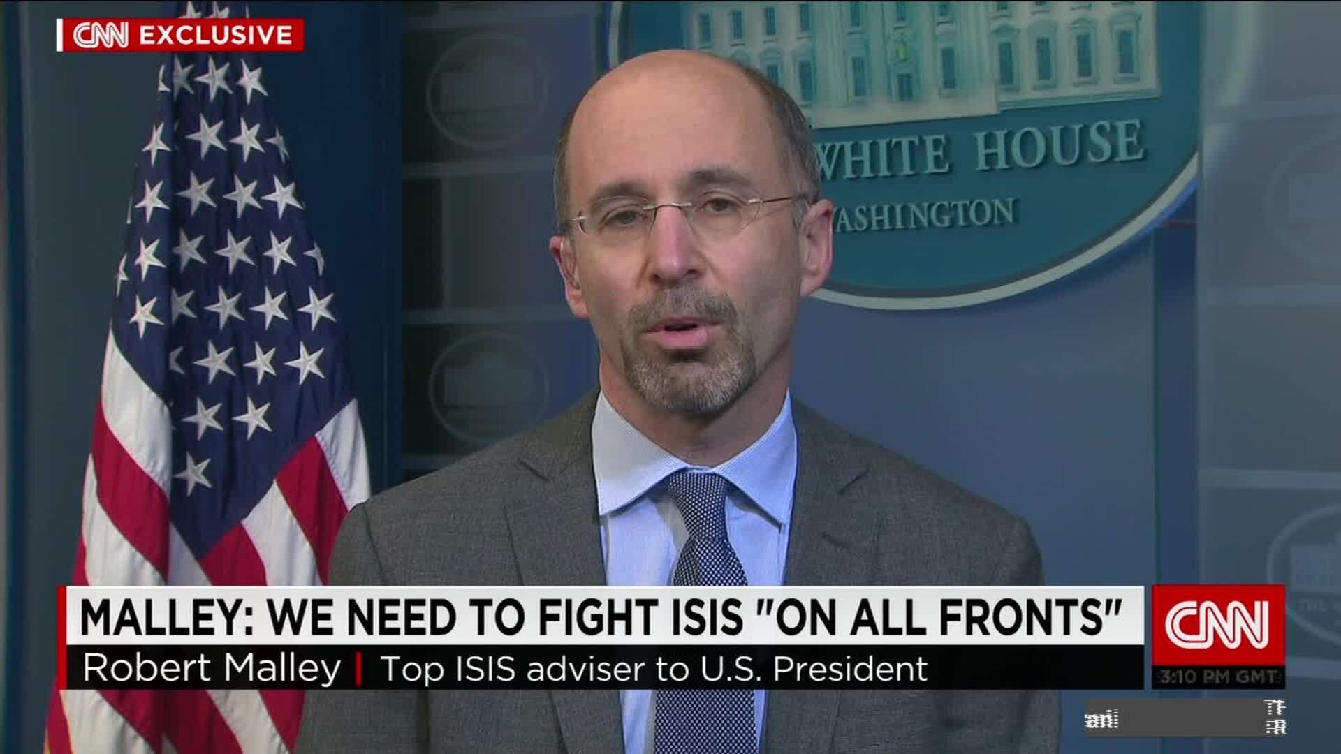 رابرت مالی مشاور پیشین باراک اوباما در مذاکرات اتمی با ایران شرکت داشت