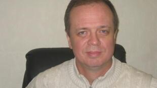 Российский адвокат Иван Павлов