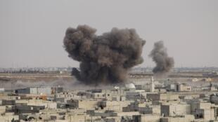 پیشروی ارتش سوریه در شهر حلب