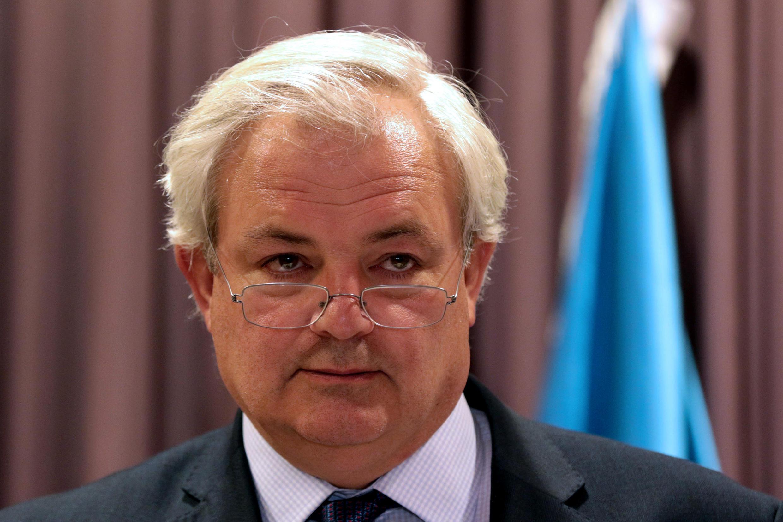 заместитель Генерального секретаря ООН по гуманитарным вопросам Стивен О'Брайен