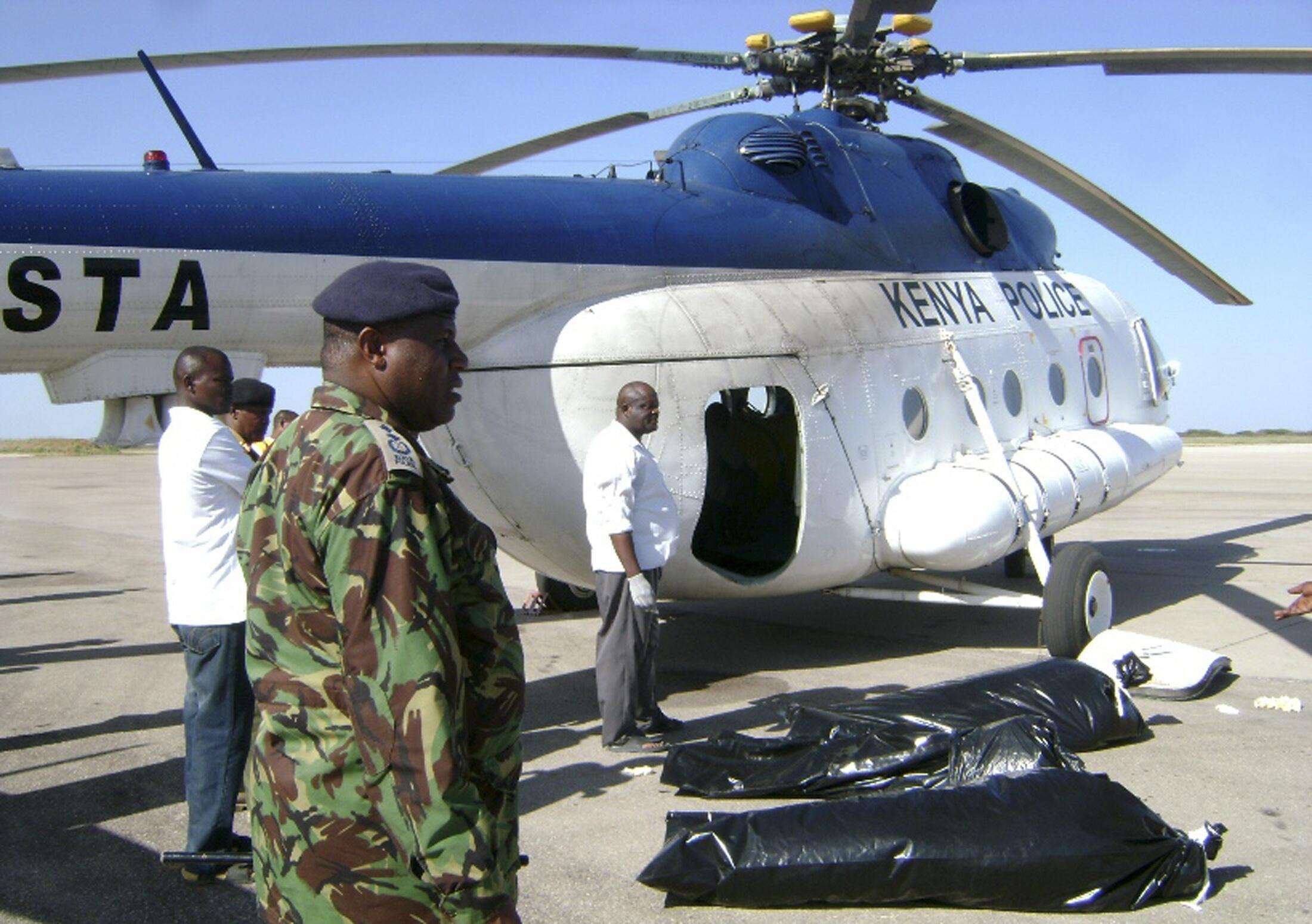 Kenyan Defence Force