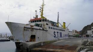 Navio de transporte de passageiros Sal-Rei