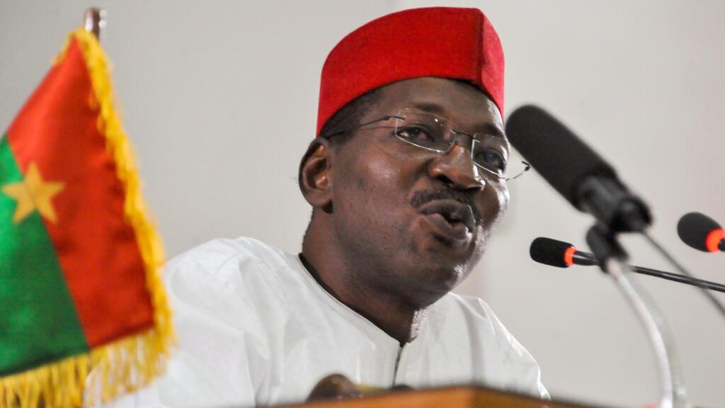 Burkina: le président de l'Assemblée Alassane Bala Sakandé prend la tête du parti au pouvoir