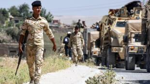 Vikosi vya jeshi la Iraq vimeanzish amashambulizi ya kuokomboa mji wa Hawija kutoka mikononi mwa IS