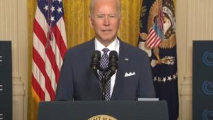 美国总统拜登资料图片