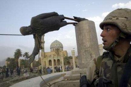 Mutum Mutumin Tsohon Shugaban Iraqi Saddam Hussein wanda aka karya bayan an rataye shugaban