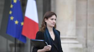 Juliette Méadel, ancienne secrétaire d'Etat à l'Aide aux victimes.