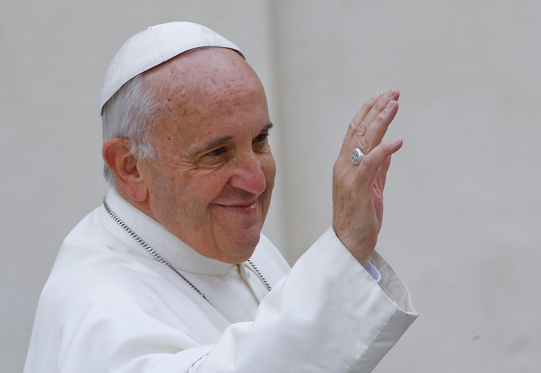 O Papa Francisco já tomou várias vezes posição a favor dos refugiados.