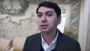 """Сопредседатель совета движения """"Голос"""" Григорий Мельконьянц"""