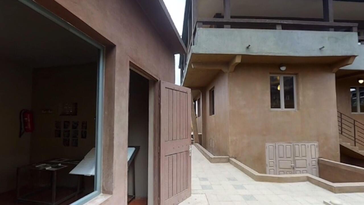 Maison Ousmane Sow