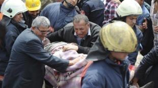 O número de mortos no acidente com uma mina de carvão no oeste da Turquia chegou a 282 nesta quinta-feira, 15 de maio.