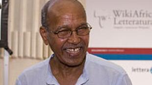 L'écrivain somalien Nuruddin Farah.