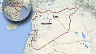 美軍在拉卡地區的恐襲造成至少30名聖戰分子死亡