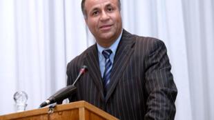 Le professeur Mohammed Benhammou préside le Centre marocain d'études stratégiques.