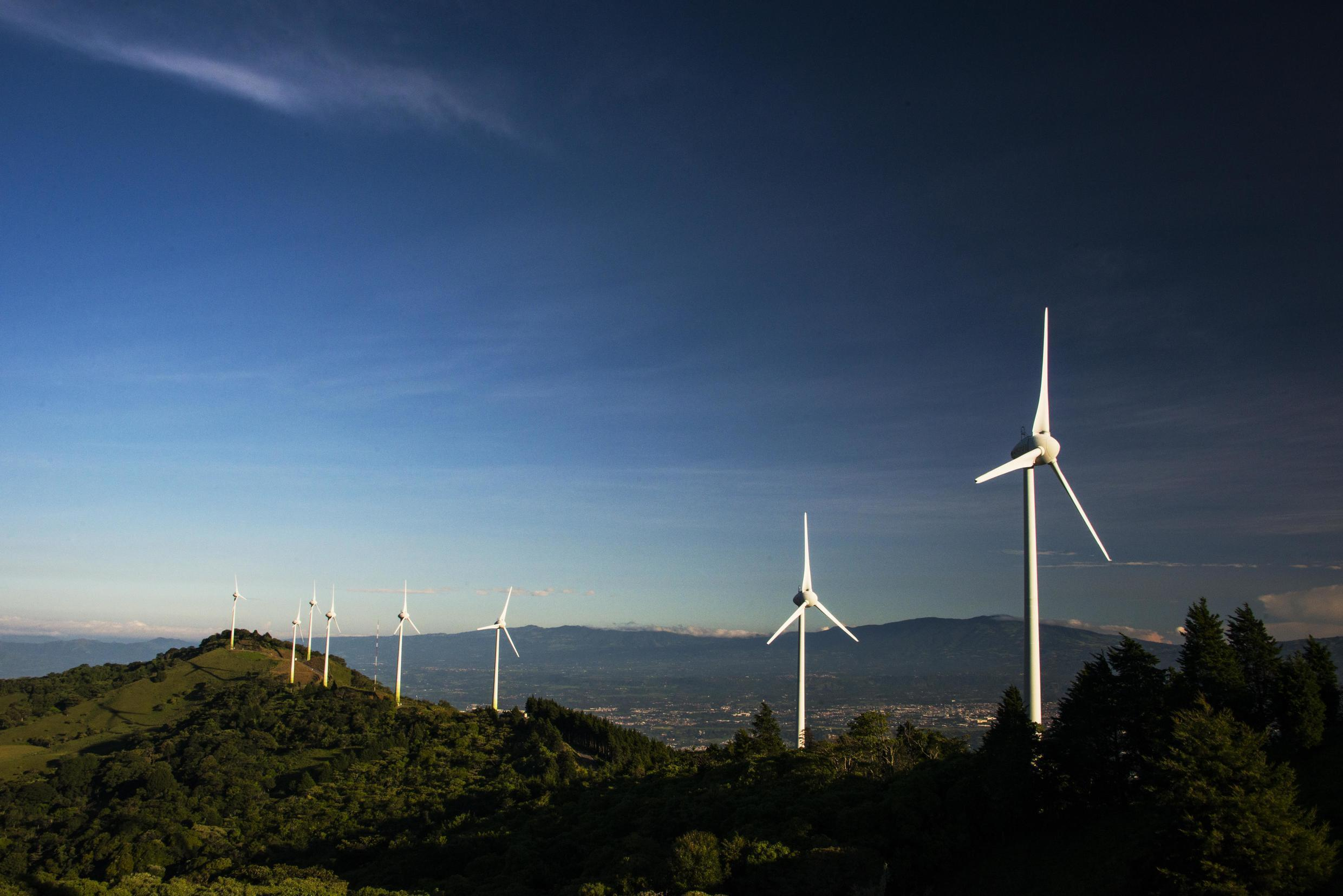 Wind and solar generation rose by 15% in 2019, generating 8% of the world's electricity.