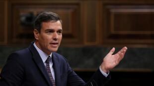 O chefe do governo espanhol, Pedro Sánchez, espera que a eleição marcada para novembre resulte em uma maioria capaz de formar um governo.