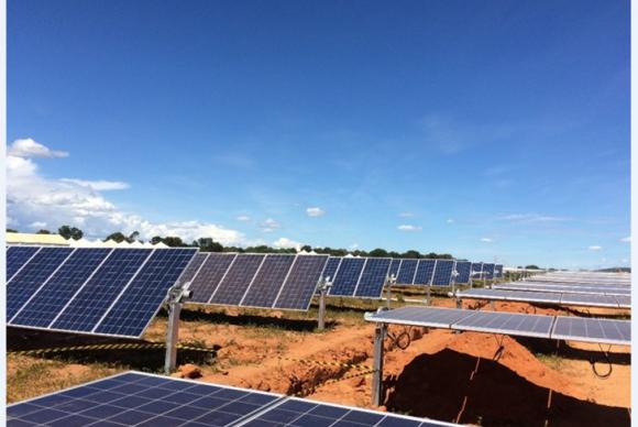 Solar for Gaza