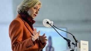 The President of the Ile-de-France region Valérie Pecresse (Illustration photo)