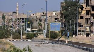 Deir Ezzor en Syrie (image d'illustration).