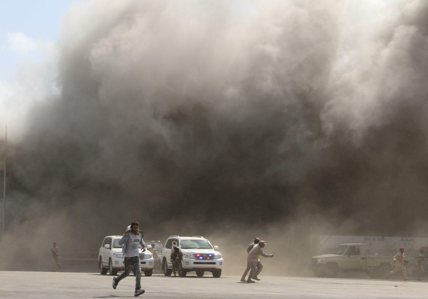 Yémen Aden explosion