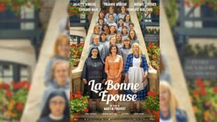 Affiche du film «La bonne épouse», sortie en salle le 11 mars 2020.