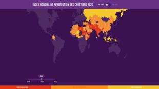index mondial persecution chretiens 2020 ok