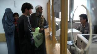 Photo d'archives de l'Institut français pour l'enfant de Kaboul datant de 2012. Aujourd'hui, l'institut continue de se développer et s'apprête à ouvrir une section cardiologie pour les adultes.