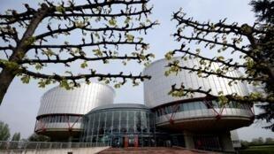 Le siège de la CEDH à Strasbourg (image d'illustration).