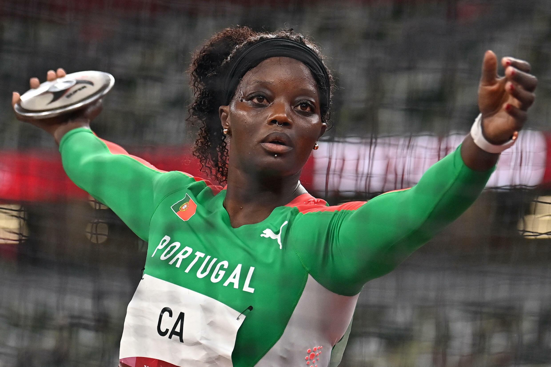 Liliana Cá, atleta portuguesa.